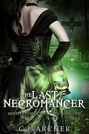 Cover for The Last Necromancer