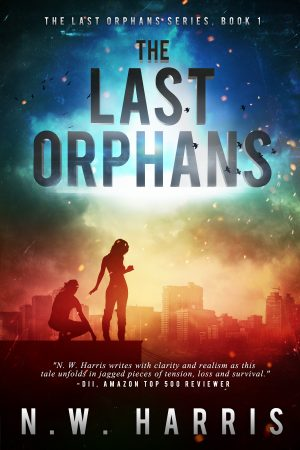 Cover for The Last Orphans