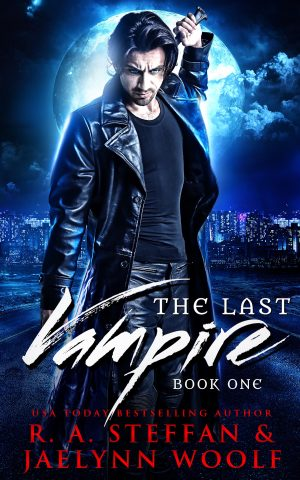 Cover for The Last Vampire