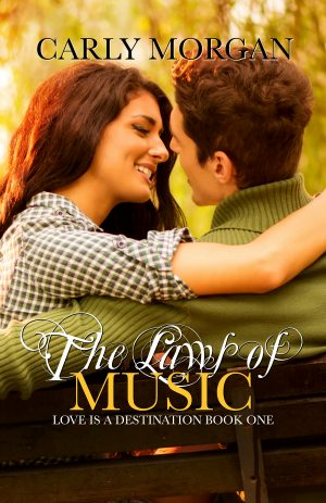 Cover for The Laws of Music