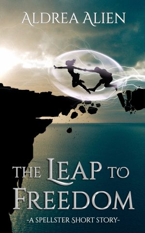 Cover for The Leap to Freedom