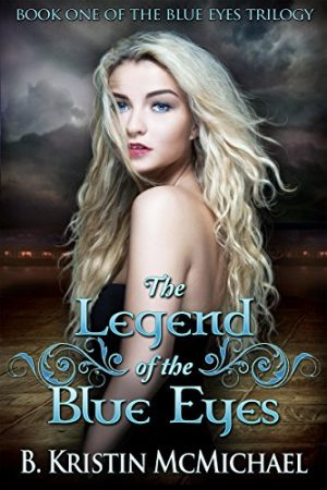 Cover for The Legend of the Blue Eyes