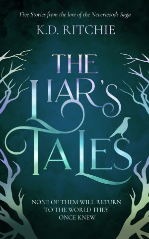 Cover for The Liar's Tales