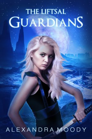 Cover for The Liftsal Guardians