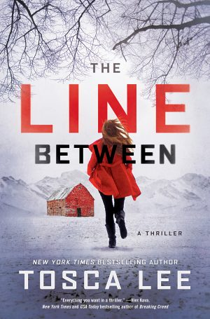 Cover for The Line Between