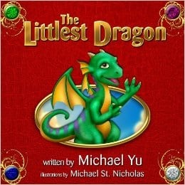 Cover for The Littlest Dragon