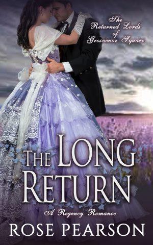 Cover for The Long Return