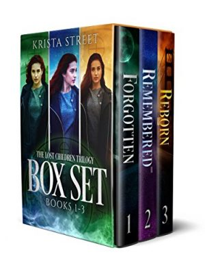 Cover for The Lost Children Trilogy