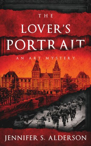 Cover for The Lover's Portrait