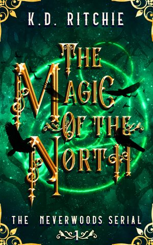 Cover for The Magic Of The North