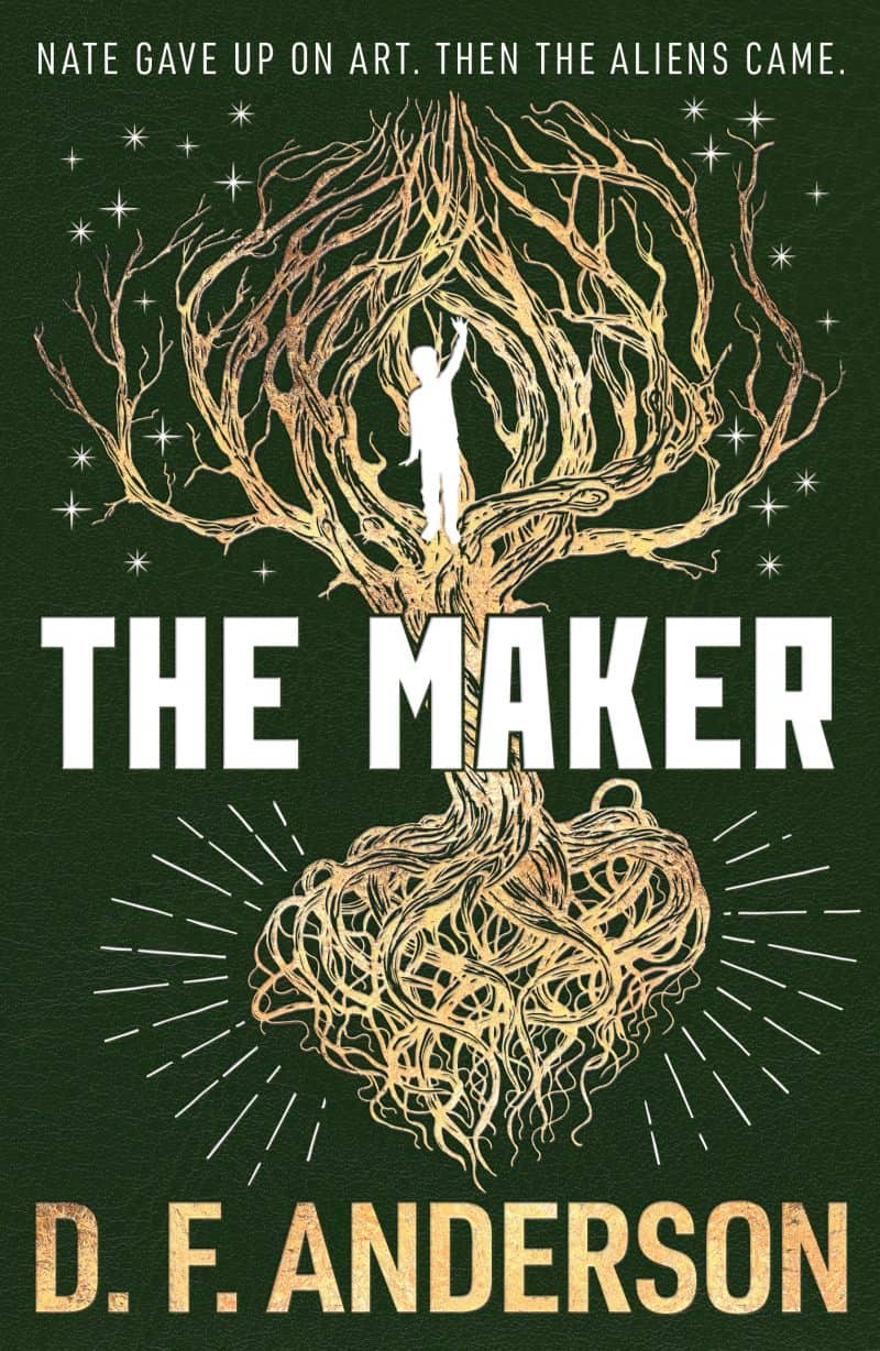 Cover for The Maker