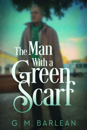 Cover for The Man With a Green Scarf
