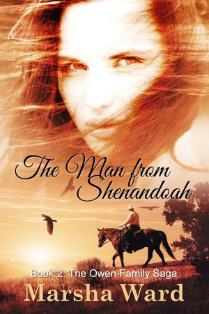 Cover for The Man from Shenandoah