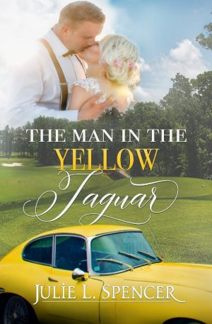 Cover for The Man in the Yellow Jaguar