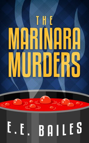 Cover for The Marinara Murders