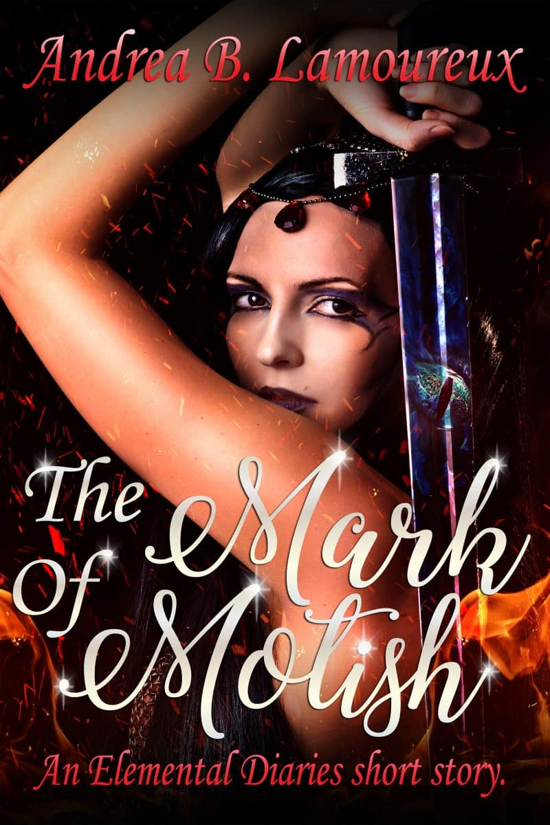 Cover for The Mark of Motish: An Elemental Diaries Short Side Story