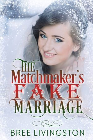 Cover for The Matchmaker's Fake Marriage