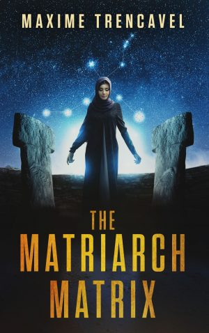 Cover for The Matriarch Matrix