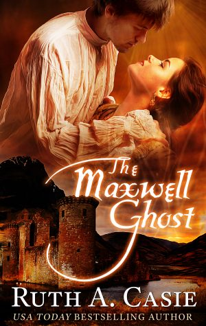 Cover for The Maxwell Ghost