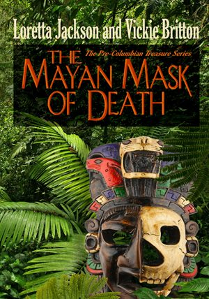 Cover for The Mayan Mask of Death
