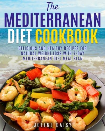 Cover for The Mediterranean Diet Cookbook