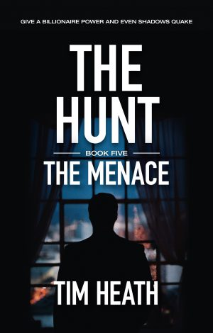 Cover for The Menace