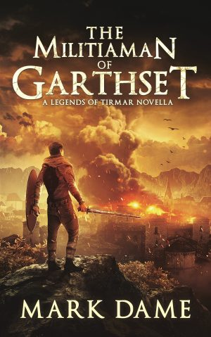 Cover for The Militiaman of Garthset