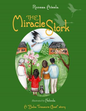 Cover for The Miracle Stork