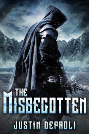 Cover for The Misbegotten