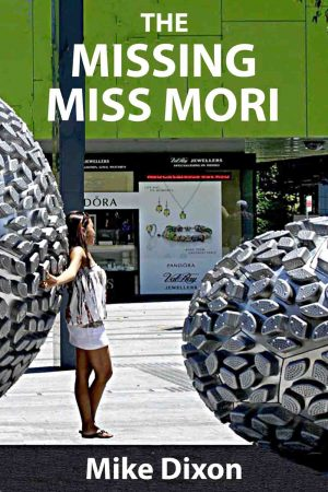Cover for The Missing Miss Mori