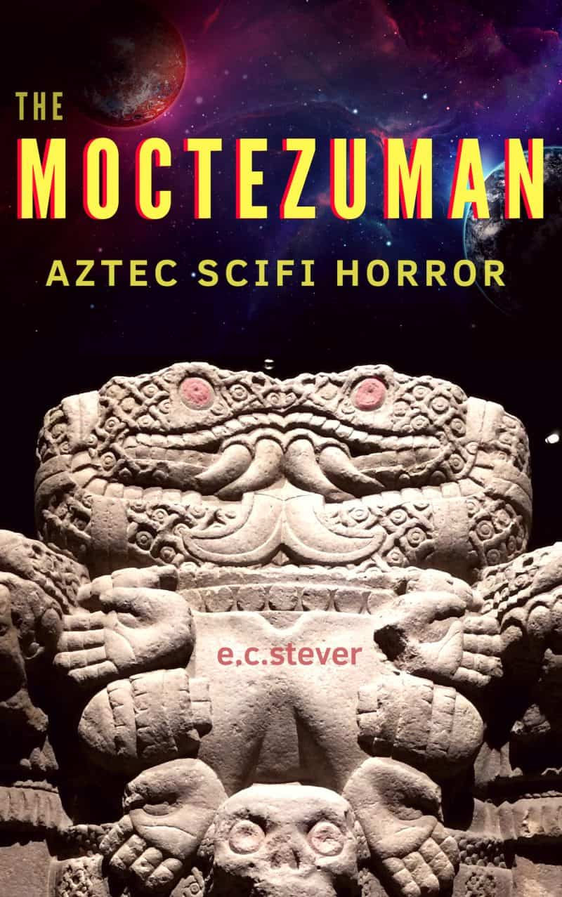 Cover for The Moctezuman