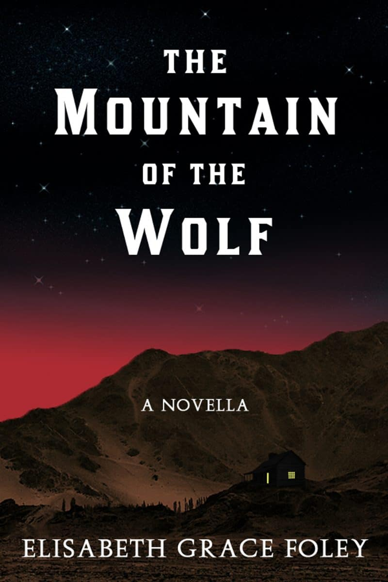 Cover for The Mountain of the Wolf