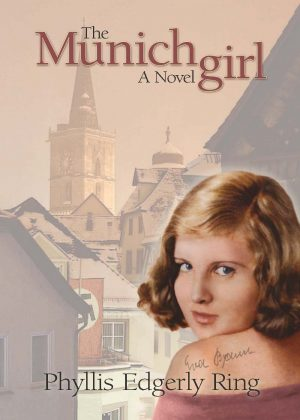 Cover for The Munich Girl