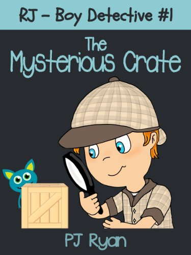 Cover for The Mysterious Crate