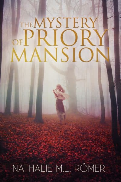 Cover for The Mystery of Priory Mansion