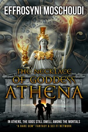 Cover for The Necklace of Goddess Athena