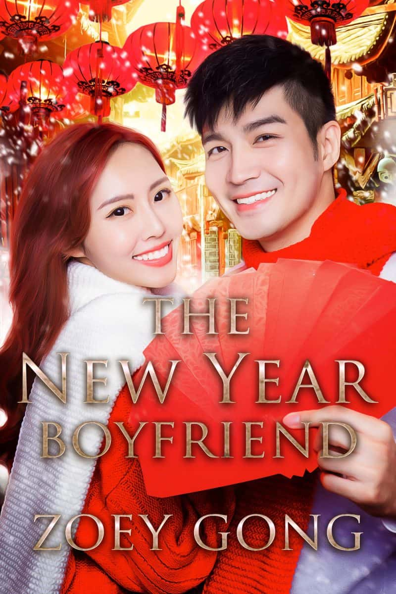 Cover for The New Year Boyfriend