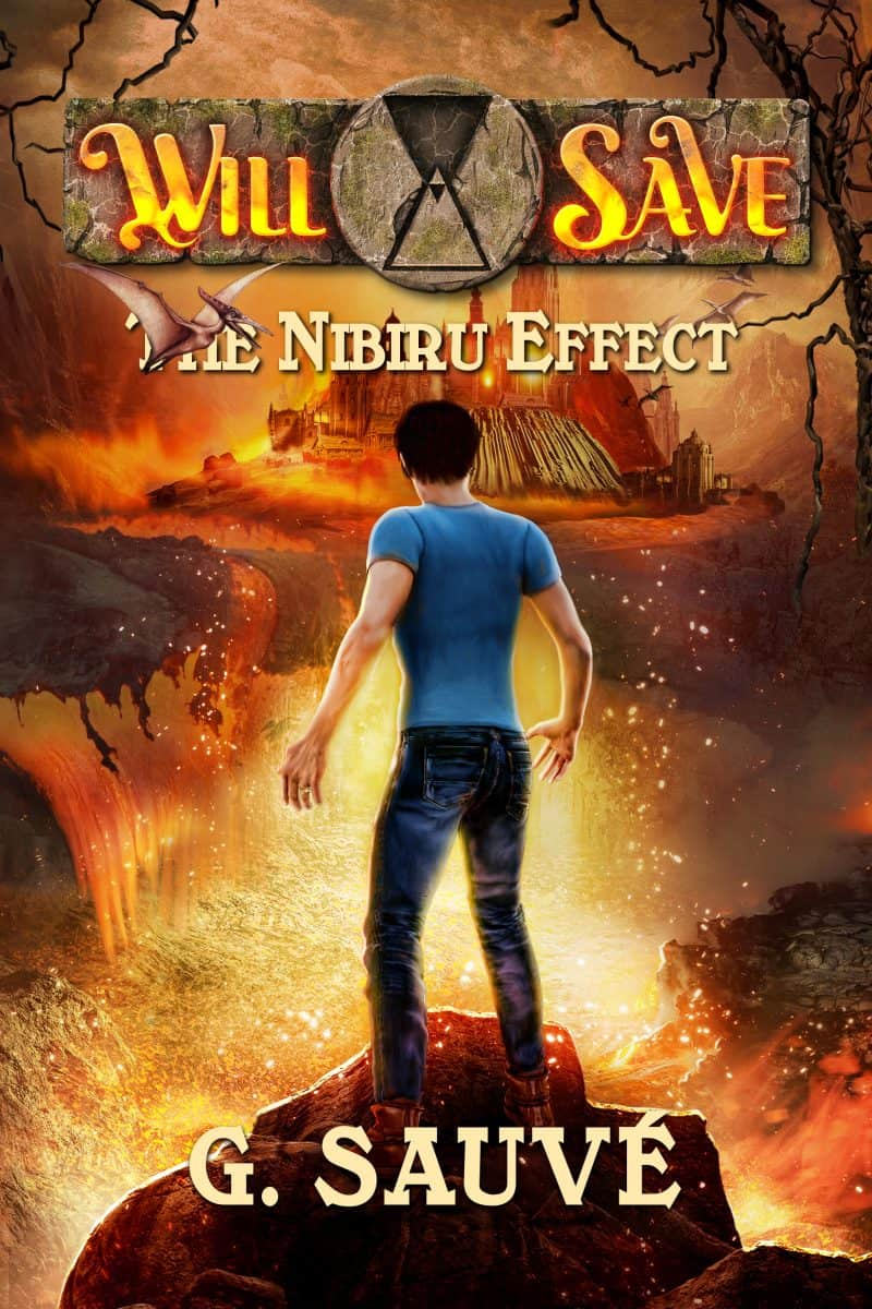 Cover for The Nibiru Effect: A Time Travel Adventure