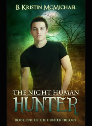 Cover for The Night Human Hunter
