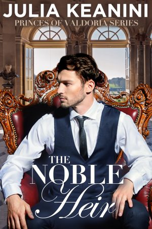 Cover for The Noble Heir