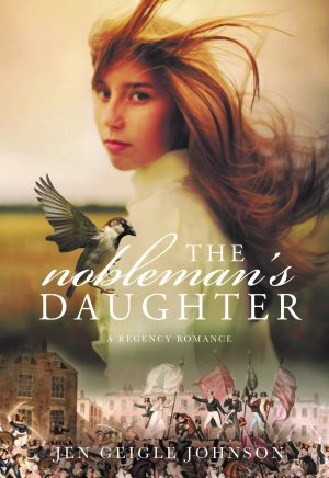 Cover for The Nobleman's Daughter