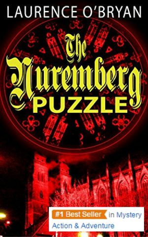 Cover for The Nuremberg Puzzle