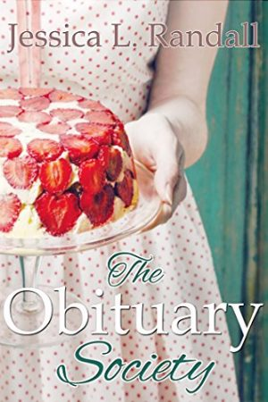 Cover for The Obituary Society