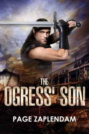 Cover for The Ogress' Son