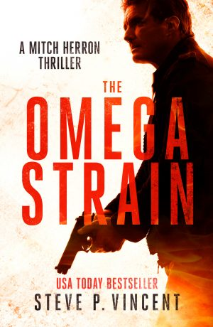 Cover for The Omega Strain