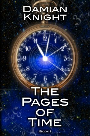 Cover for The Pages of Time