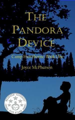 Cover for The Pandora Device