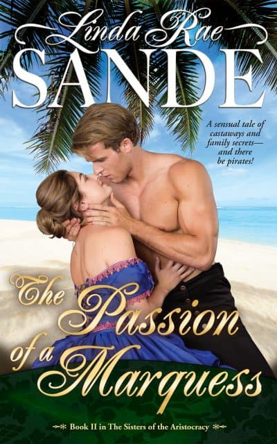 Cover for The Passion of a Marquess