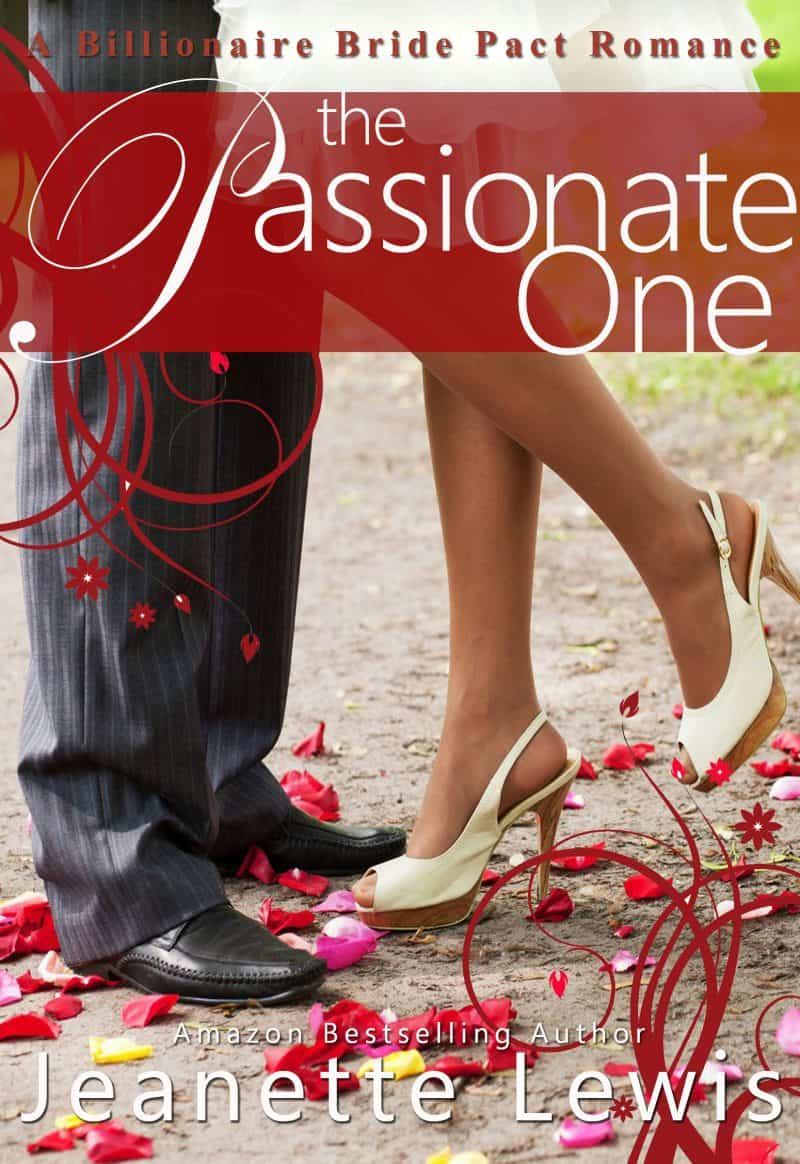 Cover for The Passionate One