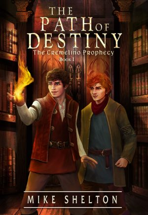 Cover for The Path Of Destiny